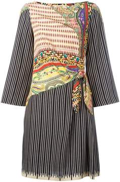 Etro side knot dress