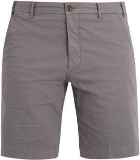 J.w.brine J.W. BRINE Chriss stretch-cotton jacquard chino shorts