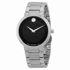 Movado Modern Classic Black Dial Men's Watch 0607119