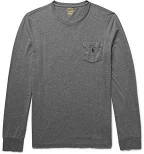 Polo Ralph Lauren Mélange Cotton-Jersey T-Shirt