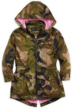 Blank NYC BLANKNYC Girls' Camouflage Parka - Big Kid