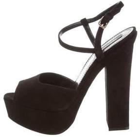 DSQUARED2 Platform High-Heel Sandals