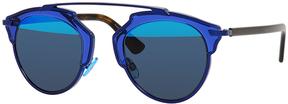 Safilo USA Dior SoReal Round Sunglasses
