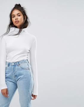 Calvin Klein Jeans Turtleneck with Logo