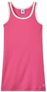 Petit Bateau Girls' tank top dress
