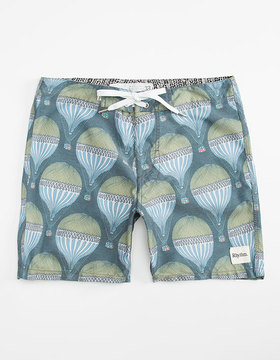 rhythm Balloon Mens Swim Trunks