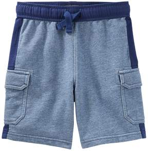 Osh Kosh Oshkosh Bgosh Boys 4-12 Pocket Knit Shorts