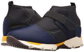 Marni Mid Ankle Neoprene Sneaker Men's Shoes