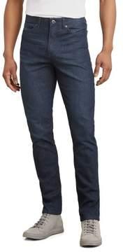 Kenneth Cole New York Reaction Kenneth Cole Dark Indigo Wash Slim Fit Jean - Men's