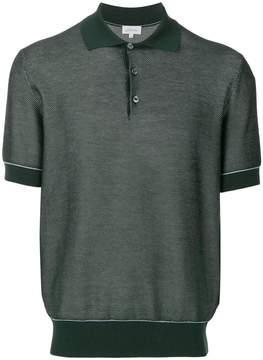 Brioni piquet polo shirt