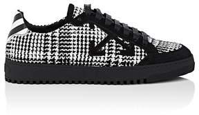 Off-White Women's Arrow-Appliquéd Tweed Sneakers