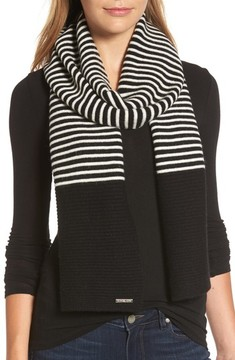 MICHAEL Michael Kors Women's Double Links Wool & Cashmere Scarf