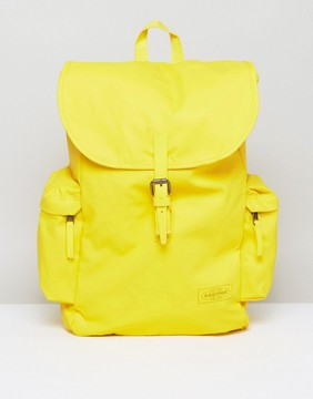 Eastpak Austin Backpack in Yellow 18L