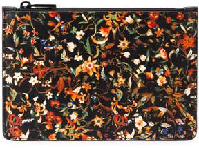 DSQUARED2 floral wash bag
