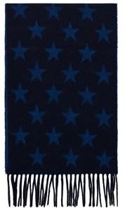 Gant Navy Star Scarf