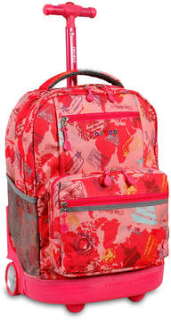 J World Sunset Wheeled Backpack
