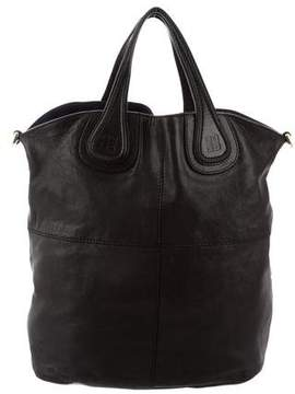 Givenchy Leather Nightingale Tote