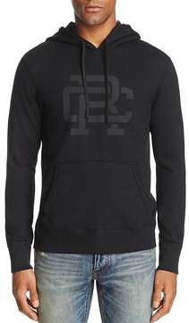 Reigning Champ Lockup Logo Hooded Sweatshirt
