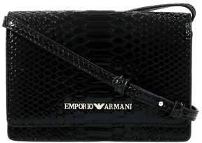 Emporio Armani Y3B086 YH26A 80001 Black Clutch