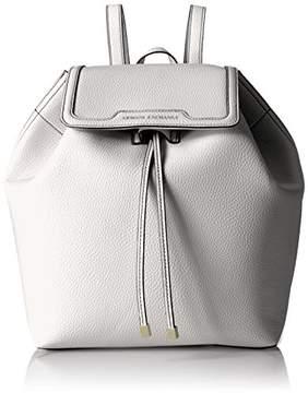 Armani Exchange A X Pebble Pu Backpack