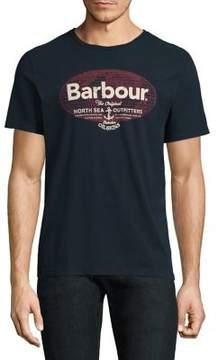 Barbour Duridge Cotton Tee
