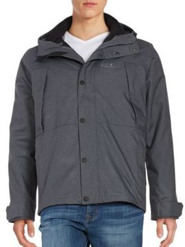 Jack Wolfskin Harbour Bay Utility Jacket