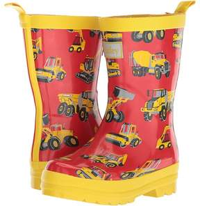Hatley Heavy Duty Machines Rain Boots Boys Shoes