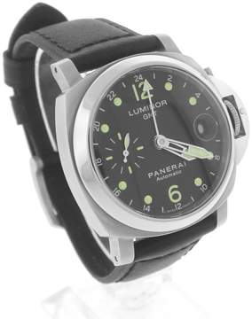 Panerai Luminor PAM 00159 Stainless Steel & Black Dial Automatic 40mm Mens Watch