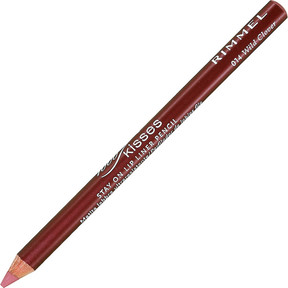 Rimmel London Lasting Finish 1000 Kisses Stay On Lip Liner Pencil - Wild Clover 014