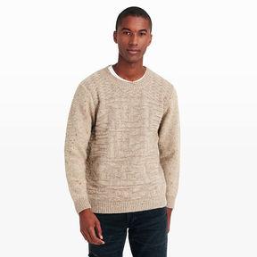 Club Monaco Inis Meain Stonewall Sweater