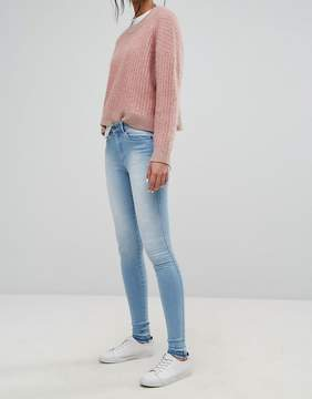 Dr. Denim Lexy Mid Rise Jeans