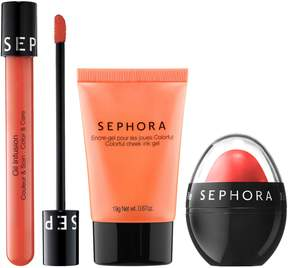 SEPHORA COLLECTION Get Cheeky Lip and Cheek Set