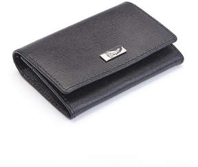 Royce Leather Royce Saffiano Gussett Card Case