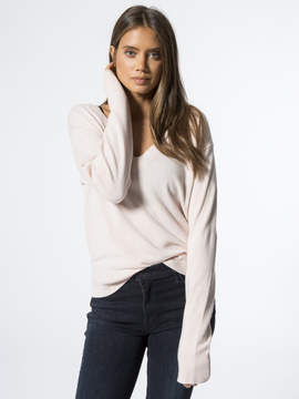 Carbon38 The V-Neck Sweater