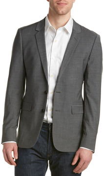Sandro Mad Men Wool-Blend Jacket