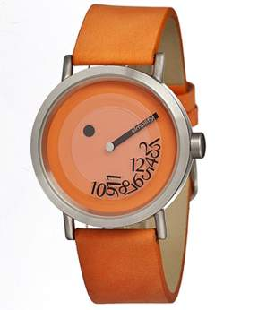 Simplify The 500 Leather-band Watch.
