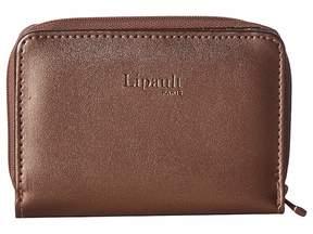 Lipault Paris Miss Plume Compact Wallet