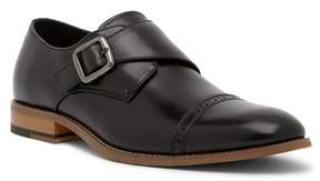 Stacy Adams Desmond Monk Strap Leather Loafer - Wide Width Available