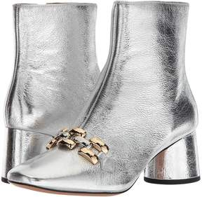 Marc Jacobs Remi Chain Link Ankle Boot Women's Boots
