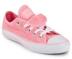 Converse Kid's Double Tongue Knitted Sneakers