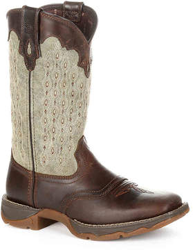 Durango Women's Tall Saddle Western Cowboy Boot