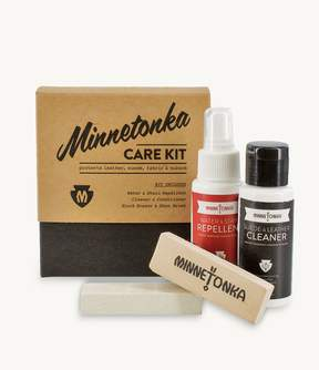 Minnetonka Shoe Care Kit