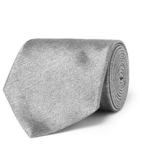 Charvet 7.5cm Slub Silk Tie