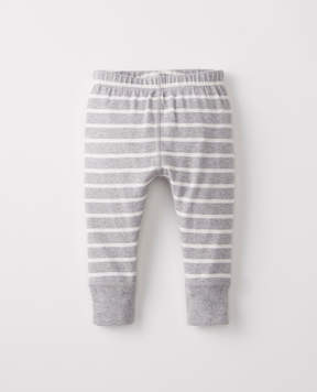 Hanna Andersson Bright Baby Basics Wiggle Pants In Organic Cotton