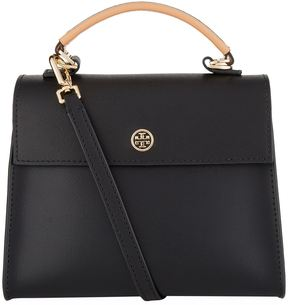 Tory Burch Small Parker Colour Block Satchel - MULTI - STYLE