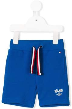Tommy Hilfiger Junior drawstring-waist shorts