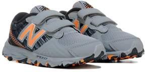 New Balance Kids' 690 V2 Medium/Wide Trail Shoe Pre/Grade School
