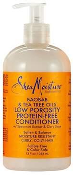 SheaMoisture® Low Porosity Baobab & Tea Tree Oils Protein-Free Conditioner 13oz