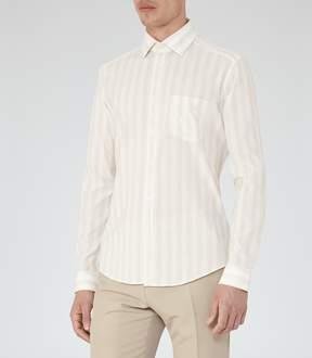Reiss Lynas Slim-Fit Stripe Shirt