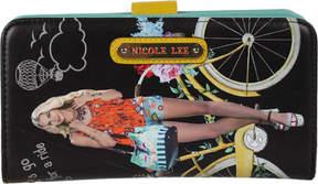 Nicole Lee Spring Ride Print Wallet (Women's)